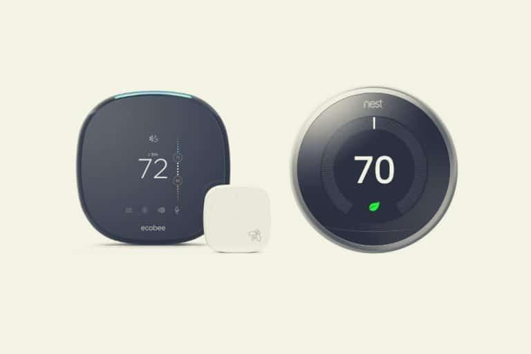 ecobee4 vs nest