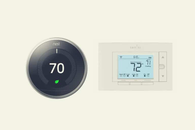 Nest 3 generation vs Emerson Sensi